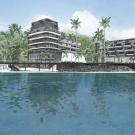 Construction d'un complexe hotelier et casino