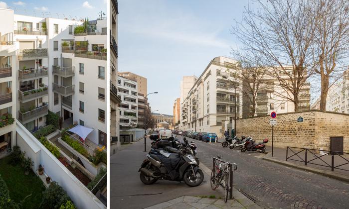 Construction d'un immeuble de 48 logements à Paris 13
