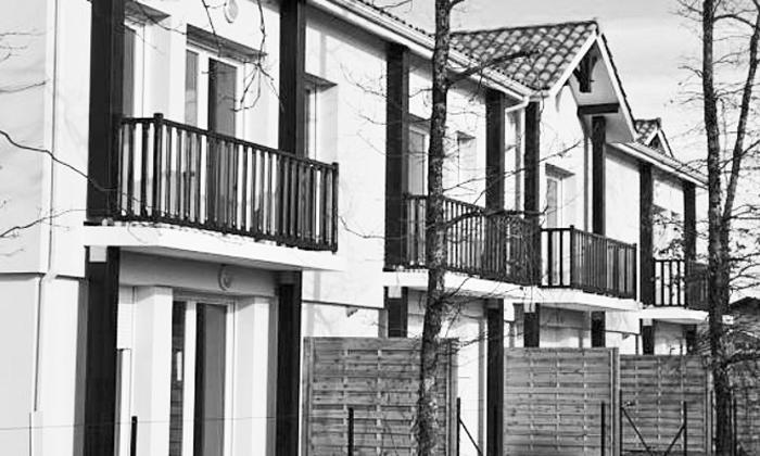 Construction d'un ensemble immobilier de 32 logements au Cap-Ferret