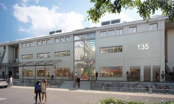 Réhabilitation du Bâtiment 135 en établissement d'accueil pour les personnes en situation de handicap à St-Denis