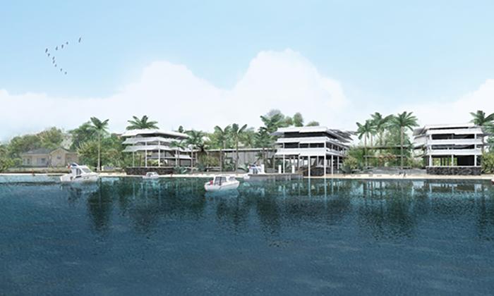 Construction d'un complexe commercial, logements et marina – Sunshine Marina à Aberdeen, Sierra Leone